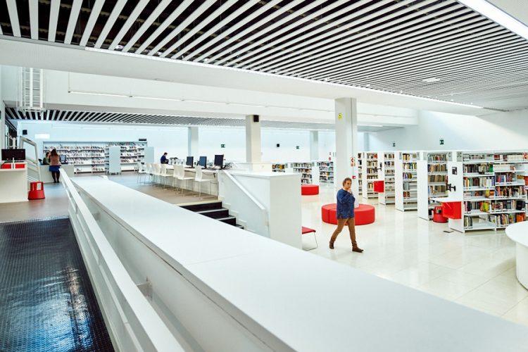 Biblioteca José Saramago